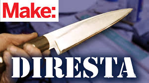 diresta kitchen knife youtube