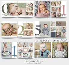 photo albums for babies 12x12 baby album photoshop template newborn photo album for pro