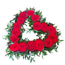 www flowers funeral hearts funeral hearts from flowers4