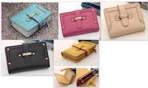 leather women s wallet pattern pu leather buckle style credit card holders women wallet on storenvy