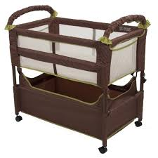 best co sleeper crib u0026 baby bassinet attaches to bed u0026 bedside
