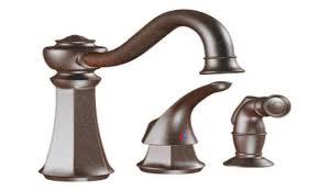 rubbed bronze kitchen faucets moen vestige oil rubbed bronze kitchen faucet trendyexaminer