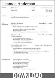 Template For A Resume Microsoft Word Download 12 Free Microsoft Office Docx Resume And Cv Templates