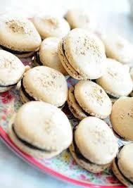 curiositaellya lavender u0026 ginger macarons baked goodies