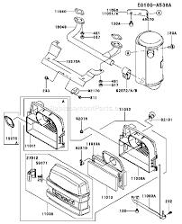 kawasaki fh451v parts list and diagram bs04 ereplacementparts com