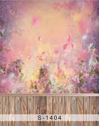 cheap photo backdrops only 3 5 per square metre wholesale bokeh pink purple flower