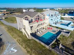 Beach House Rentals In Corolla Nc by Outer Banks Vacation Rentals Outer Banks Rentals Outer Banks Blue