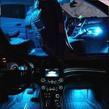 Car Led Interior Lights Aliexpress Com Buy Wljh 4x Led 31mm Canbus Festoon Car Interior