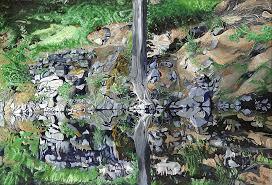 reflected light art gallery of robert steinem pebble hill studio
