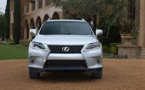 lexus rx 350 review motor trend 2013 lexus rx 350 f sport 2012 new york auto show motor trend