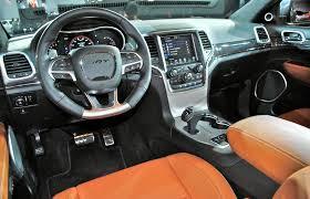 jeep grand srt8 2014 2014 jeep grand srt8 interior top auto magazine