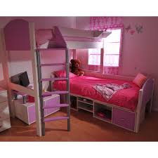 Kids Furniture Wooden Laminate Flooring Iron Kirsten L Shape Bunk - Kids l shaped bunk beds