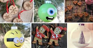 9 ideas for awesome ornaments diy projects