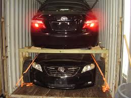 lexus usa export car shipping methods car export america buy american cars