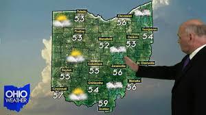 weather map ohio ohio weather forecast for october 21st