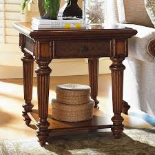 Tommy Bahama Sofa by Tommy Bahama Home Island Estate Boca End Table In Plantation 531 952