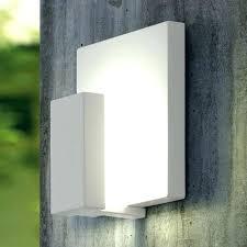 white exterior light fixtures exterior wall mounted light fixtures best outdoor wall light