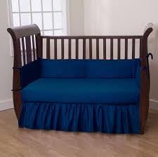 Blue Crib Bedding Set American Baby Company Cotton Percale 3 Crib Bedding Set