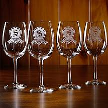 how to personalize a wine glass personalized wine whiskey glasses custom engraved