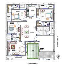 Floor Plan 2d Ground Floor Plan 2d By Mariamnaseer On Deviantart