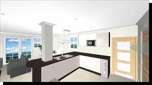 tackle open plan challenges a kitchen design by kutchenhaus