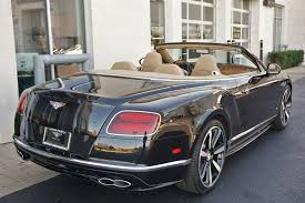bentley onyx interior new 2017 bentley continental gtc v8 s v8 s northbrook il steve