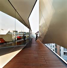 Modern Penthouses Designs Mind Blowing Penthouse Design In Vienna Charms With Minimalist Style