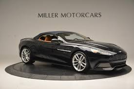 aston martin vanquish 2016 2016 aston martin vanquish volante stock a1178 for sale near
