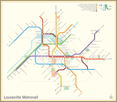 Metro Rail Dc Map by Submission Fantasy Map Louisville Kentucky Metrorail By Marc