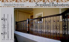 Banister Railing Parts Stair Parts Custom Stair Parts Custom Iron Works