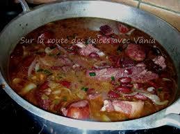 recette cuisine br駸ilienne feijoada brésilienne sur la route des épices avec vânia