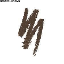 Color Neutral by Eyebrow Pencil Brow Beater Pencil Brush Urban Decay