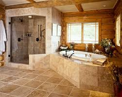 Bathroom Designs By Rocky Mountain Log Homes Style Estate - Interior paint colors for log homes