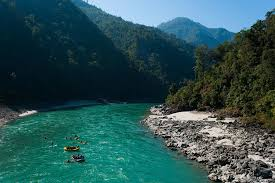 best rafting trips in nepal day trips multi day trips kimkim