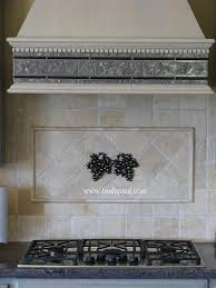 tile accents for kitchen backsplash kitchen backsplash murals mosaic medallions and accent tiles