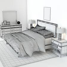 Toulouse Bedroom Furniture White Pottery Barn Toulouse Bedroom Set U0026 Accessoires