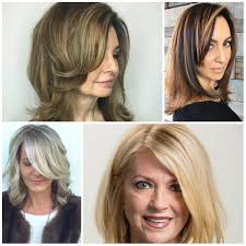 2017 chic hairstyles for women over 40 u2013 haircuts and hairstyles