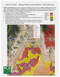 Utah Counties Map Utah Public Land Initiative Public Land Solutions