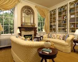 Family Room Drapery Ideas Traditional Interior Design Ideas For Living Rooms For Traditional