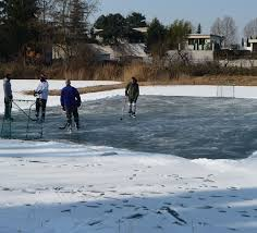 pond hockey wikipedia