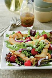 easy thanksgiving salads fresh and easy harvest salad recipes southern living