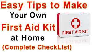 design your own kit home how to create a home first aid kit easy tips to make your own