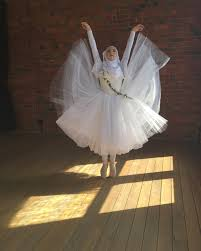 projects 1st muslim hijabi ballerina in the world launchgood