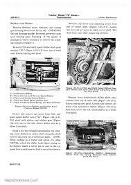 john deere model 70 diesel tractor service manual