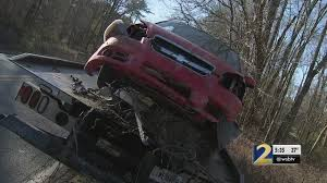 4 people rescued after car crashes into embankment wsb tv