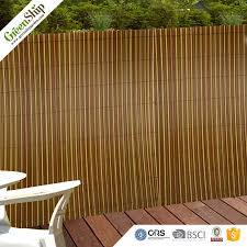 plastic bamboo fence plastic bamboo fence suppliers and