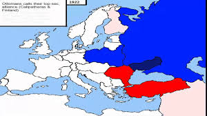 Europe After World War 1 Map by Alternate Europe After Ww1 S01 E03 Germany Falls Youtube