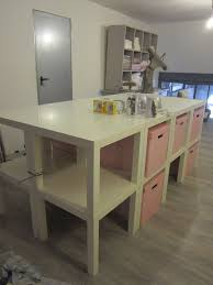Ikea Craft Table by