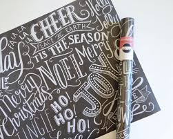 chalkboard wrapping paper chalkboard wrapping paper by val