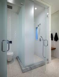 Shower Door Molding Shower Door Options Bathroom Traditional With Baseboard Crown
